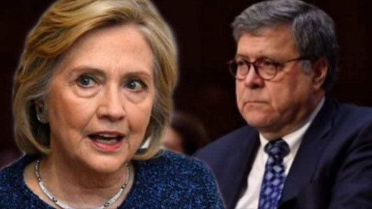 Court FORCES Release Of Docs Proving The FBI's F'ed Up HRC Case, AG Barr Must Reopen The Case