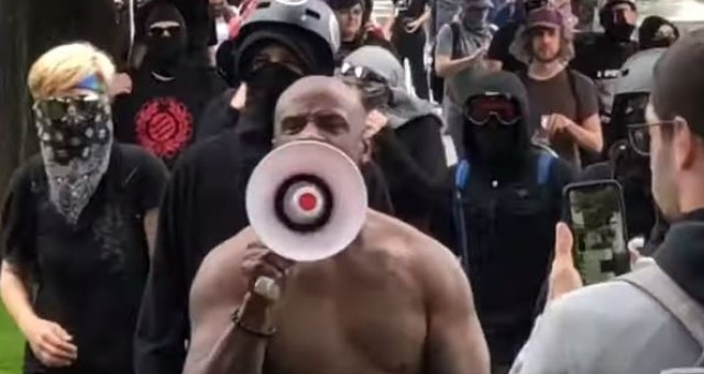 College Professor Admits He's ANTIFA… Wants To Hit Trump With A Baseball Bat To The Head