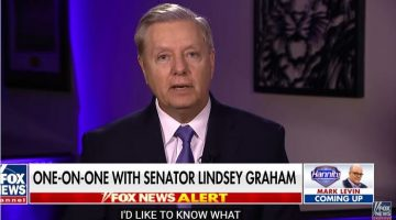 Lindsey Graham: Obama Should Be Questioned Under Oath About Trump Campaign Investigation