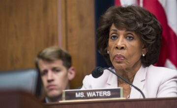 """""""Mad"""" Maxine Waters Comes Unhinged After Opponent Calls For Her Impeachment During Live Interview"""