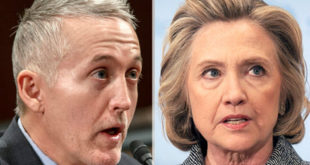 Trey Gowdy Just Leaked Evidence Showing How Hillary Clinton Betrayed America