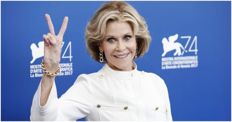 Video: Recently-Arrested Jane Fonda Says She Has Been A 'Climate Scientist' for 'Decades & Decades'