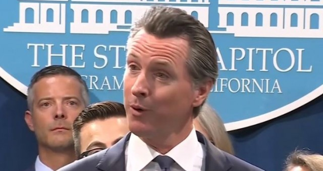 California Governor Newsom Took BIG Dollar Donations From Company Behind Power Outages