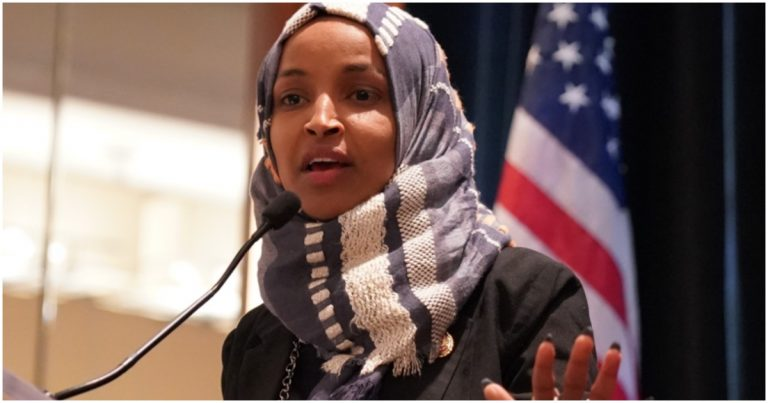Ilhan Omar Decides to Vote 'Present' On Bill That Acknowledges Armenian Genocide