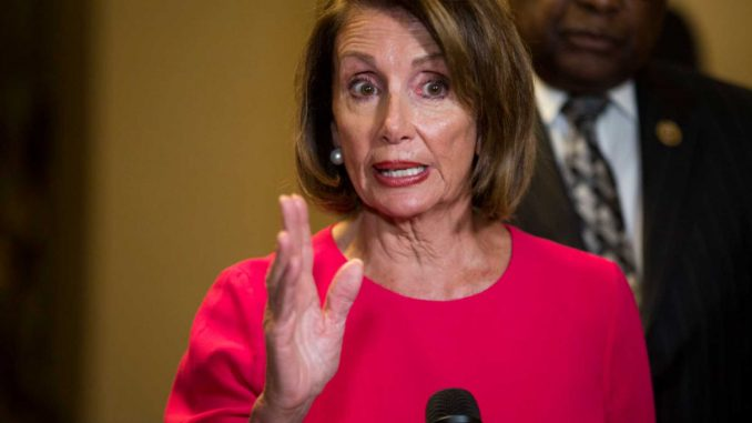Nancy Pelosi Demands Trump Update Her on Syrian Policy Just 10 Days After She Walked Out of Meeting on Syria