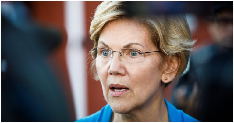 Warren Speaks Before Largely Empty Venue at Environmental Justice Forum