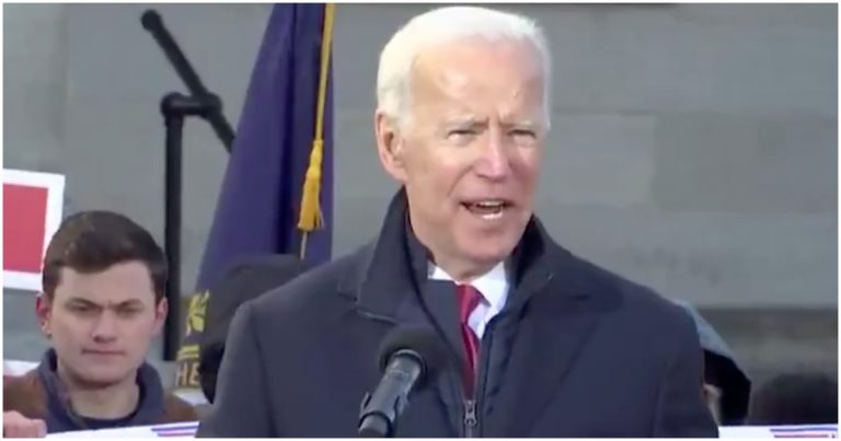 WATCH: Biden Mixes Up Magazines, Clips, Rounds — Confuses Geese Hunting With Murder