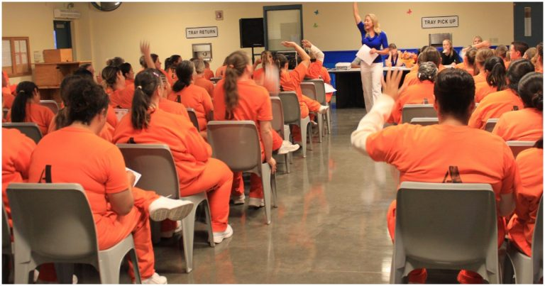 DEMOCRATS ATTEMPT TO PASS BILL ALLOWING INMATES TO CAST VOTES
