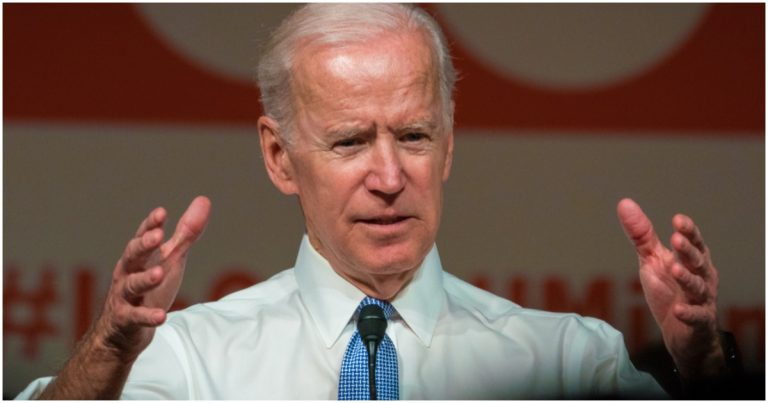 Biden Says He & Obama Deserve Praise for the Booming Economy – Not Trump