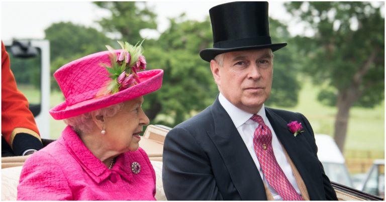 Newly Unearthed Photos Show Prince Andrew With Jeffrey Epstein & His Madam