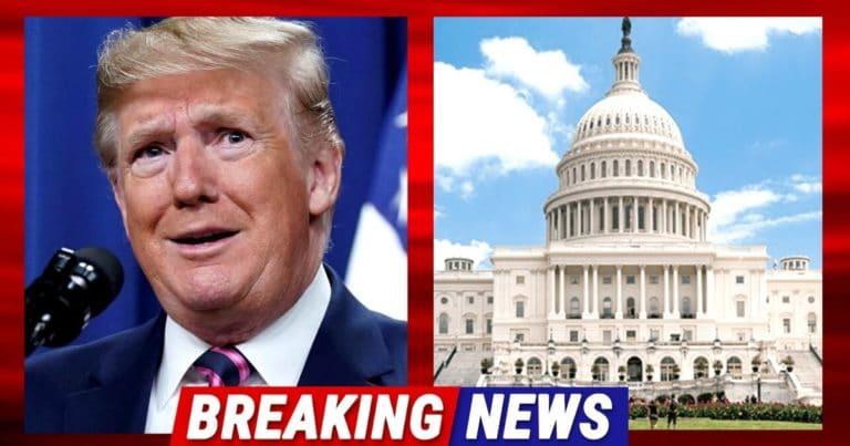 Trump Drops Senate Hammer – Impeachment Dems Just Sent Scrambling
