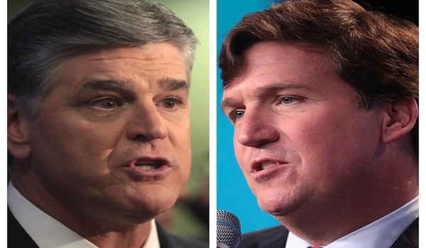 Sean Hannity and Tucker Carlson in Major Trouble as Scandal Emerges