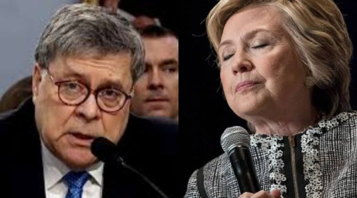 AG Barr Indicts 8 for Funneling Millions in Foreign Donations to Clinton, Schiff and Top Senate Democrats