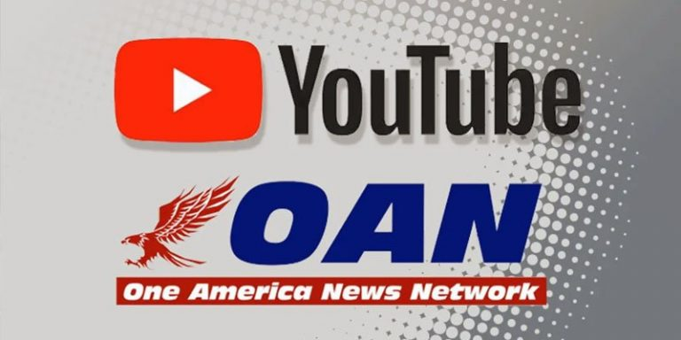 YouTube Suspends, Demonetizes OANN Network For Posting Pro-Trump Conservative News