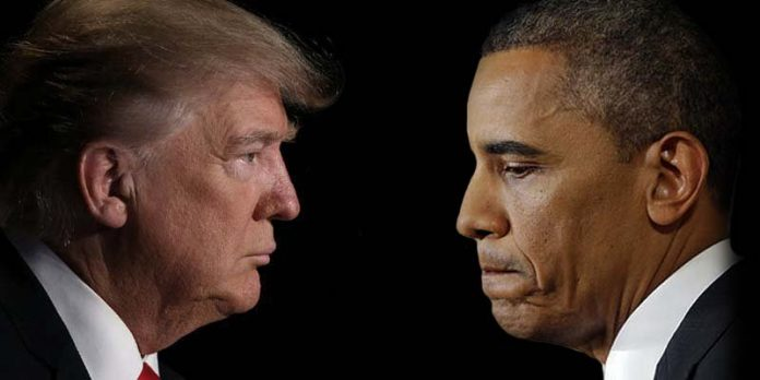 Trump Beats Out Obama As America's 'Most Admired Man'