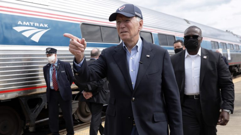 Biden Sh*ts the Bed, Cancels Trip