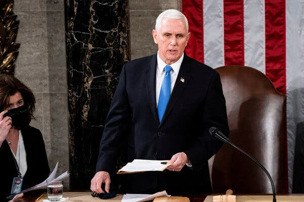 Holy Sh*t Mike Pence Announcement
