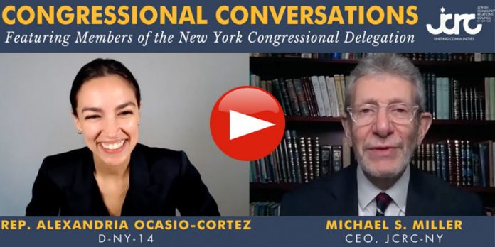 Watch: AOC Gives WhosyWhatNow? Word Salad Answer To Israeli-Palestinian Question