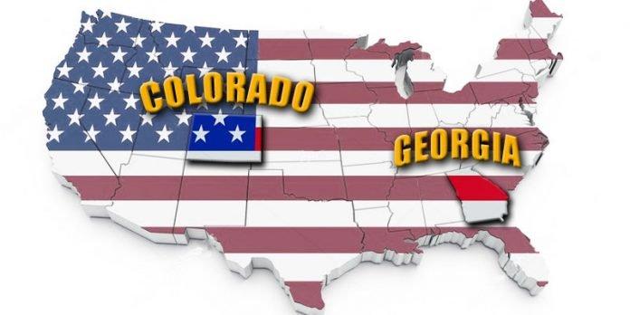 Comparing Colorado And Georgia Voting Laws