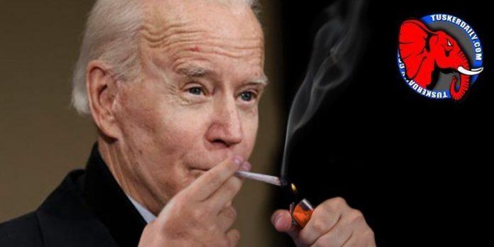 "What's Joe Smoking? Watch Biden Repeatedly Calls ATF The ""AFT"""